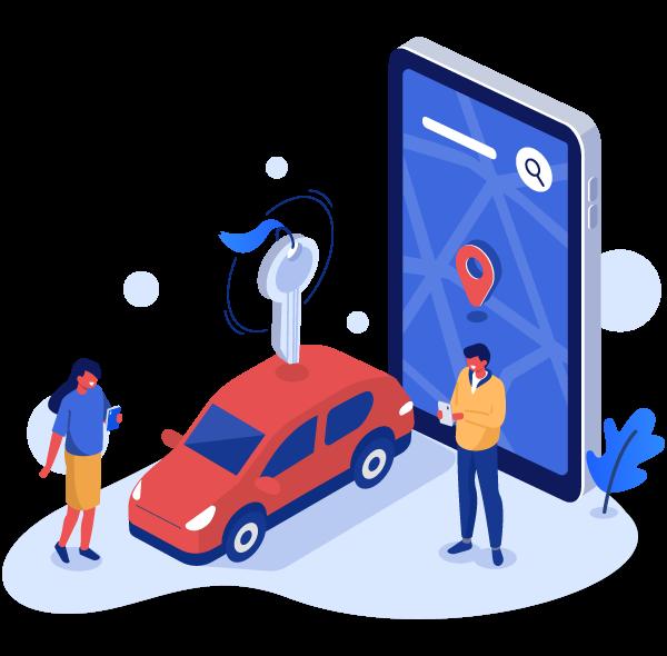 Location/Partage auto