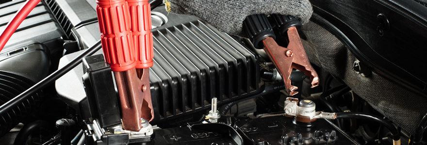 Booster de batterie pour voiture